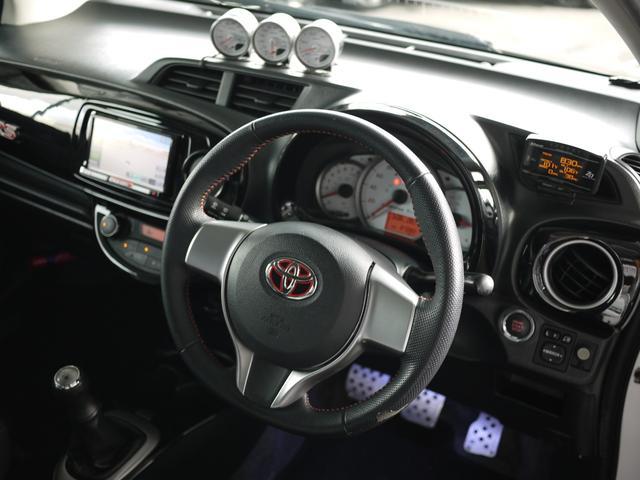 RS 5MT 車高調 ポテンザRE71R ナビ TV Bluetooth Bカメラ シートカバー 社外16AW(18枚目)