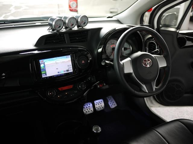 RS 5MT 車高調 ポテンザRE71R ナビ TV Bluetooth Bカメラ シートカバー 社外16AW(20枚目)