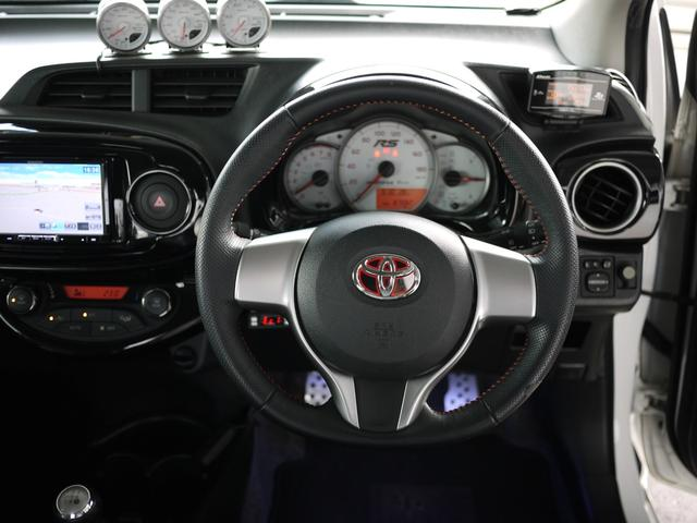 RS 5MT 車高調 ポテンザRE71R ナビ TV Bluetooth Bカメラ シートカバー 社外16AW(21枚目)