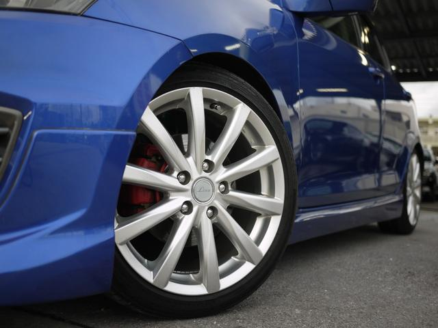 ベースグレード 6MT TEIN車高調 TRUSTマフラー 社外パーツ ナビ TV ETC(4枚目)