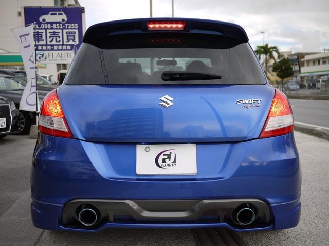 ベースグレード 6MT TEIN車高調 TRUSTマフラー 社外パーツ ナビ TV ETC(9枚目)