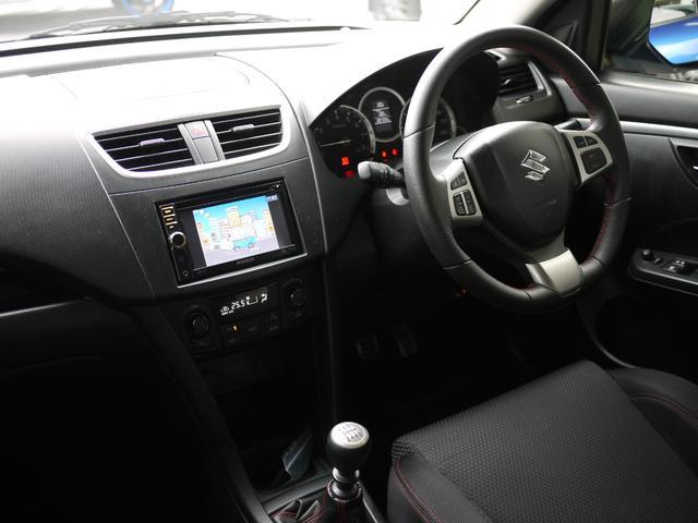 ベースグレード 6MT TEIN車高調 TRUSTマフラー 社外パーツ ナビ TV ETC(24枚目)