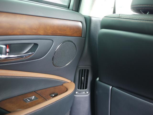 LS460 バージョンSZ Iパッケージ 黒革エアーシート プレミアムサウンドシステム レーダークルーズ HDDナビ(27枚目)