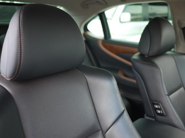 LS460 バージョンSZ Iパッケージ 黒革エアーシート プレミアムサウンドシステム レーダークルーズ HDDナビ(29枚目)