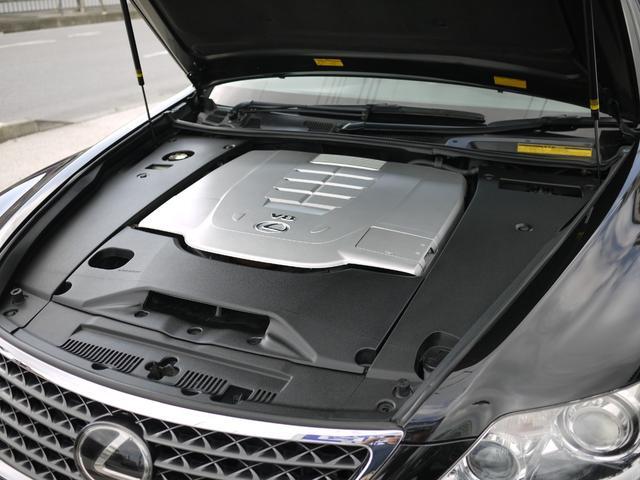 LS460 バージョンSZ Iパッケージ 黒革エアーシート プレミアムサウンドシステム レーダークルーズ HDDナビ(42枚目)