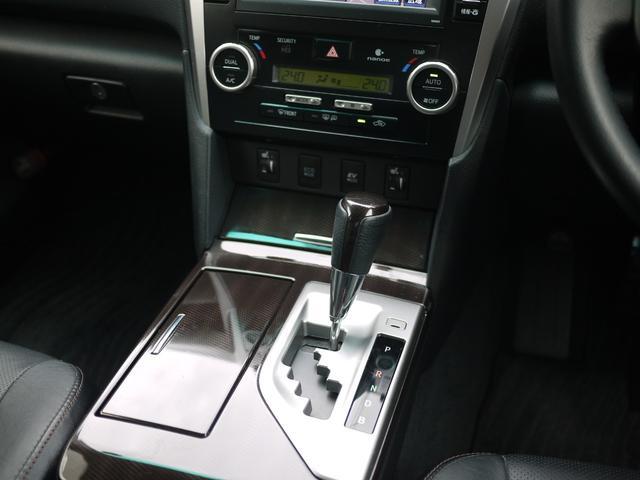 ハイブリッド レザーパッケージ 黒革シート 社外フロントリップスポイラー メーカーナビ フルセグTV DVD バックカメラ Bluetooth ETC クルーズコントロール(30枚目)