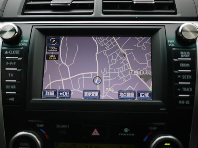 ハイブリッド レザーパッケージ 黒革シート 社外フロントリップスポイラー メーカーナビ フルセグTV DVD バックカメラ Bluetooth ETC クルーズコントロール(45枚目)