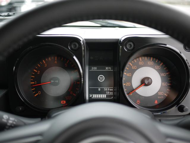 ★メーター周りも見やすくストレスなく運転を楽しめます♪