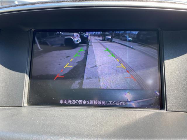 250GT ハーフレザーシート 19インチAW ローダウン 純正ナビ バックカメラ サイドカメラ ETC パワーシート 助手席オットマン機能付き TV プッシュスタート オートクルーズコントロール(45枚目)