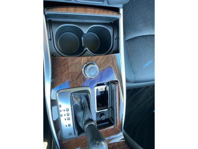 250GT ハーフレザーシート 19インチAW ローダウン 純正ナビ バックカメラ サイドカメラ ETC パワーシート 助手席オットマン機能付き TV プッシュスタート オートクルーズコントロール(50枚目)