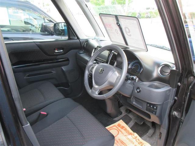 運転席側内装