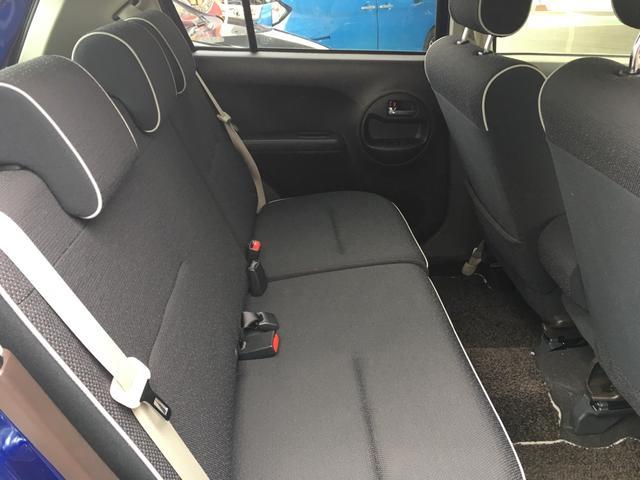 トヨタ パッソ 1.0X Lパッケージ・キリリ スマートキー ベンチシート