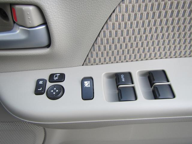 パワーウィンドースイッチ等のスイッチ類です。車種によっては電動格納ミラーついていない車両もあります
