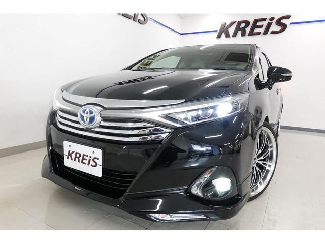 G ワンオーナー 社外20インチAW モデリスタフルエアロ BLITZ車高調(14枚目)