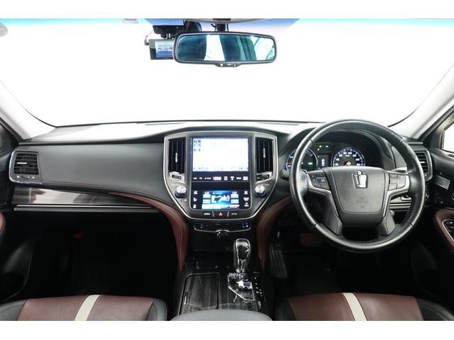 アスリートS ブラックスタイル パノラミックビューモニター クリアランスソナー パワーシート クルーズコントロール シートメモリー シートヒーター シートクーラー(3枚目)