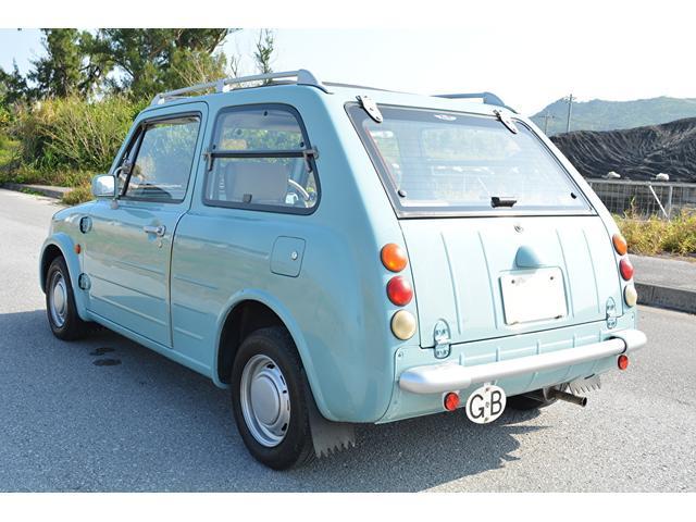「日産」「パオ」「コンパクトカー」「沖縄県」の中古車5