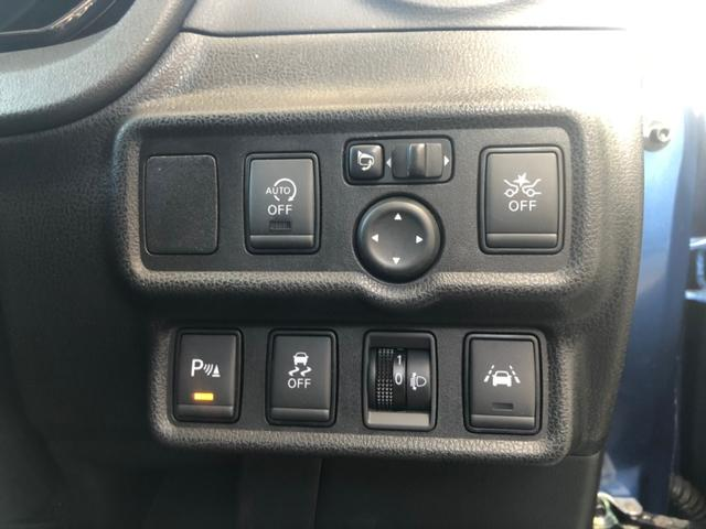 X 衝突被害軽減ブレーキ 社外ナビ Bluetooth バックカメラ スマートキー ETC プッシュスタート(30枚目)