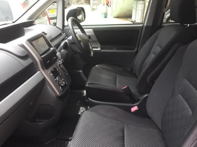 トヨタ ノア S フルセグTVナビ Bluetooth 後席モニター