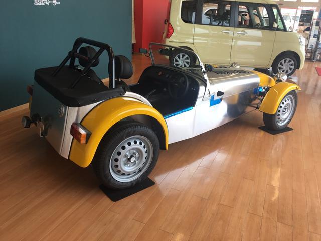 「ケータハム」「ケータハム セブン160」「オープンカー」「沖縄県」の中古車11