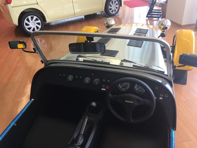 「ケータハム」「ケータハム セブン160」「オープンカー」「沖縄県」の中古車32