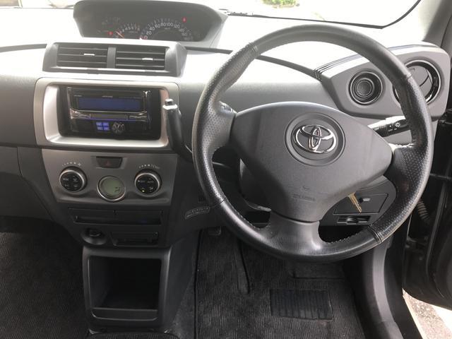 トヨタ bB Z エアロパッケージ CD キーレス
