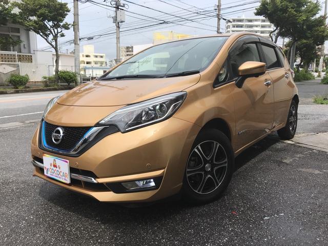 「日産」「ノート」「コンパクトカー」「沖縄県」の中古車3