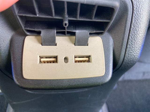 USB入力端子が2つございます!