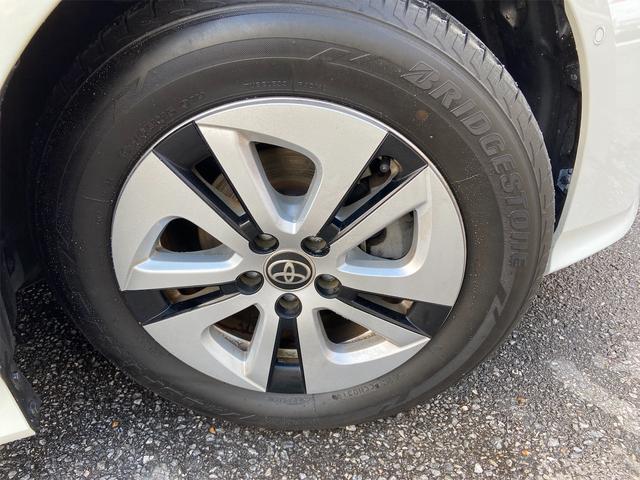 タイヤ、ホイールもキレイです!