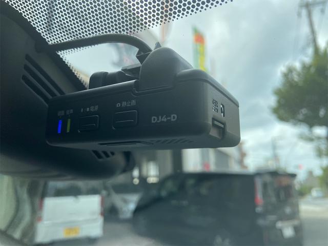 純正ドライブレコーダー装備されています!