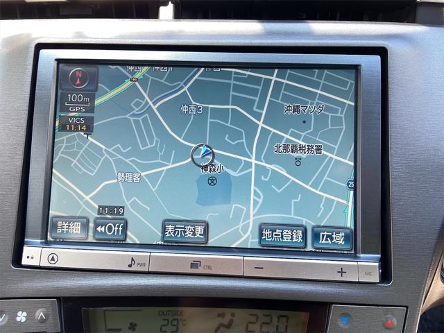 S モデリスタエアロ 17インチアルミ 8インチナビ フルセグ DVD Bluetooth USB バックカメラ ETC HIDヘッドライト スマートキー 前後AC100電源(40枚目)