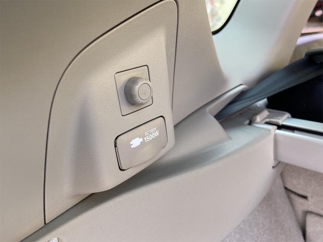 S モデリスタエアロ 17インチアルミ 8インチナビ フルセグ DVD Bluetooth USB バックカメラ ETC HIDヘッドライト スマートキー 前後AC100電源(48枚目)