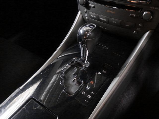 レクサス IS IS250HDDマルチ HIDヘッドライト 社外アルミ