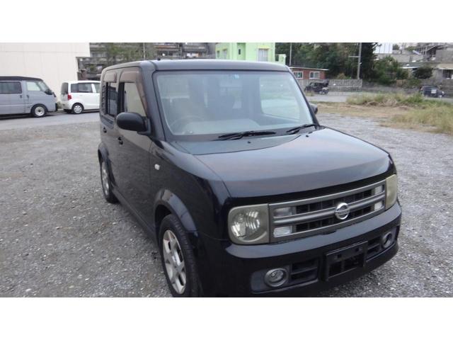 日産 キューブ アジャクティブ 12月契約下取車買取保証5万円