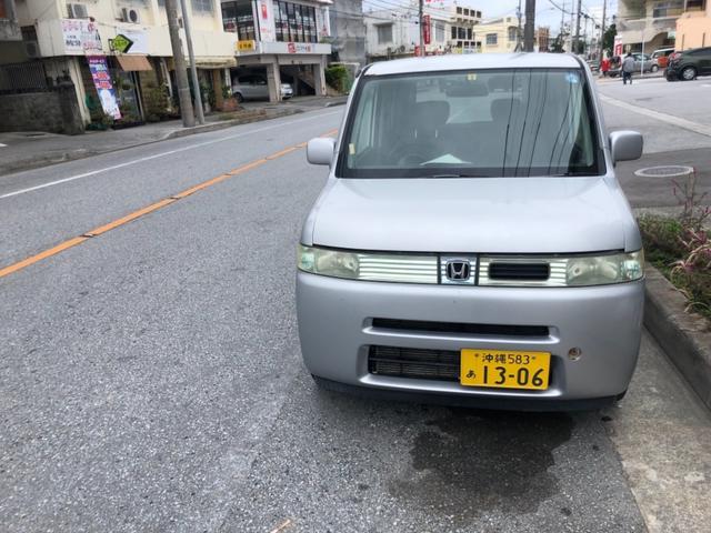 「ホンダ」「ザッツ」「コンパクトカー」「沖縄県」の中古車2