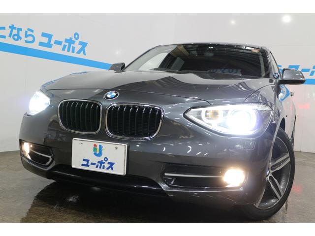 BMW BMW 116i スポーツ 純正HDDナビ 純正17インチAW