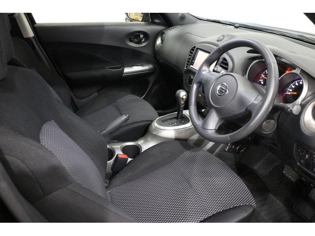 日産 ジューク 15RX OP 10年保証対象車両 ワンオーナー HDDナビ