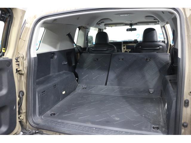 トヨタ FJクルーザー カラーパッケージ フル装備10年保証対象車 ワンオーナー