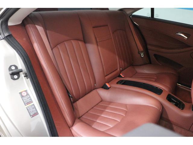 メルセデス・ベンツ M・ベンツ CLS350 サンルーフ ブラウン革パワーシート