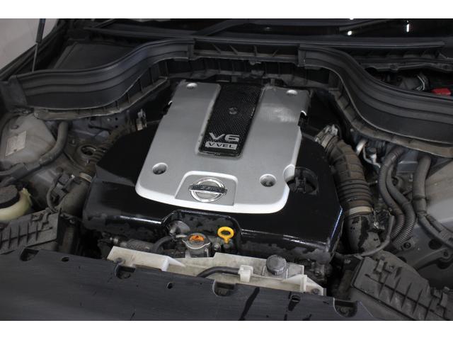 V型6気筒DOHC 最高出力330ps(243kW)/7000rpm最大トルク36.8kg・m(361N・m)/5200rpm