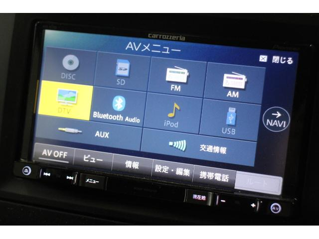 CD/DVD/Bluetooth/フルセグTV機能付きメモリーナビ