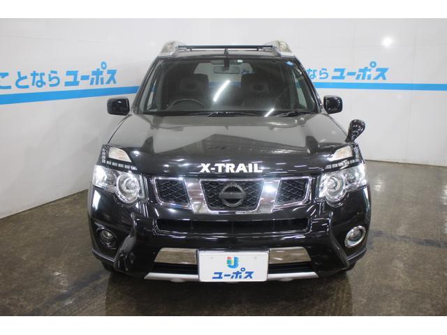 日産エクストレイル(X-TRAIL)は、ミディアムクラスの本格的SUV