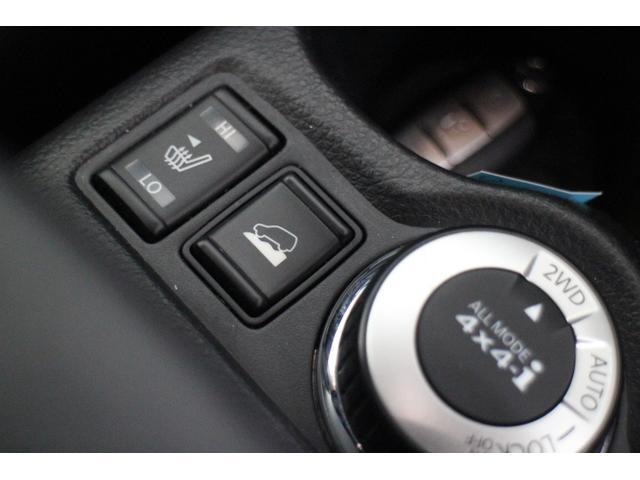 シートヒーター(運転席・助手席)/坂道発進補助装置