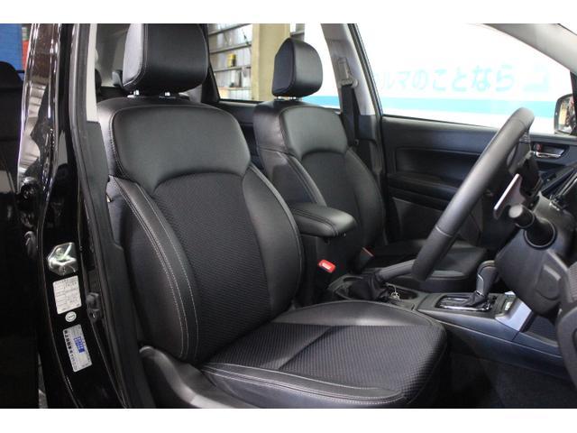 室内サイズ、各ピラーの配置、後席のフロア形状、前後席の着座位置などに大幅な見直しを図り、ゆとりある室内空間と開放感溢れる良好な視界を実現。