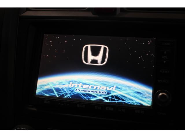 7インチワイドディスプレイHonda HDDインターナビシステム!