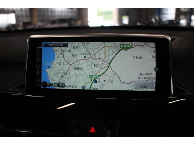 人間工学に基づき最適な運転環境を実現した「iDriveナビゲーション・システム」CD/DVD/MSV/Bluetooth機能付き♪