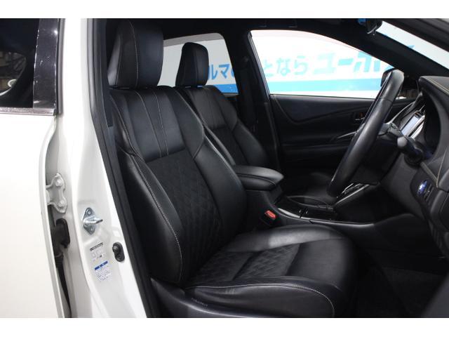 エレガンス OP5年保証対象車 ブラックハーフレザーシート(11枚目)