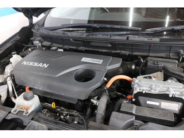 直列4気筒DOHC+モーター 最高出力147ps(108kW)/6000rpm最大トルク21.1kg・m(207N・m)/4400rpm