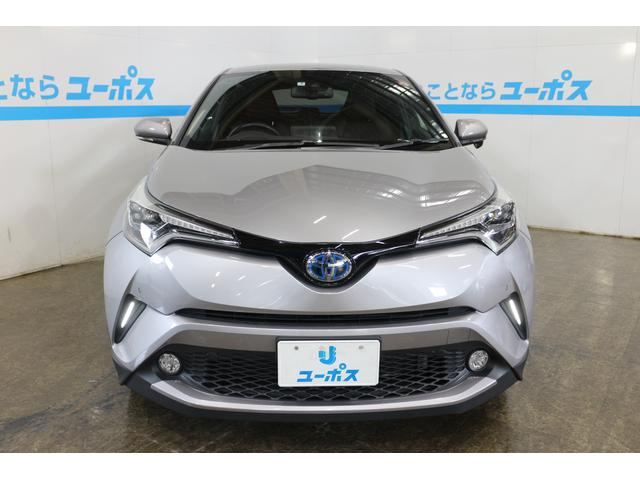 TNGA(Toyota New Global Architecture)の第2号車として投入した新型車「C‐HR」