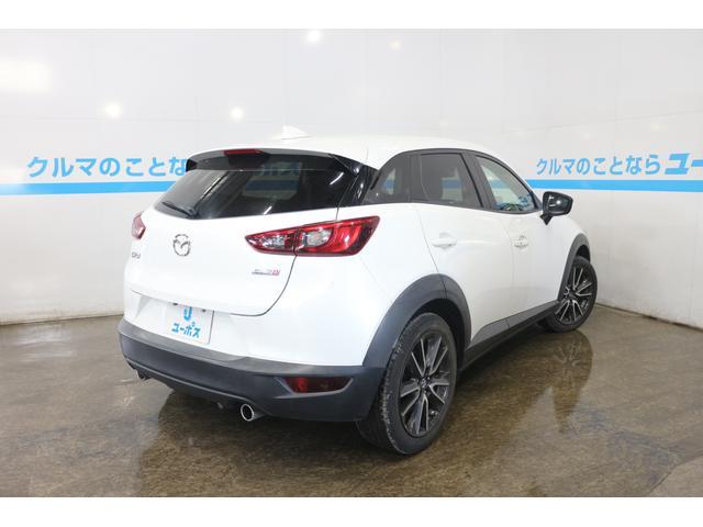 「マツダ」「CX-3」「SUV・クロカン」「沖縄県」の中古車5