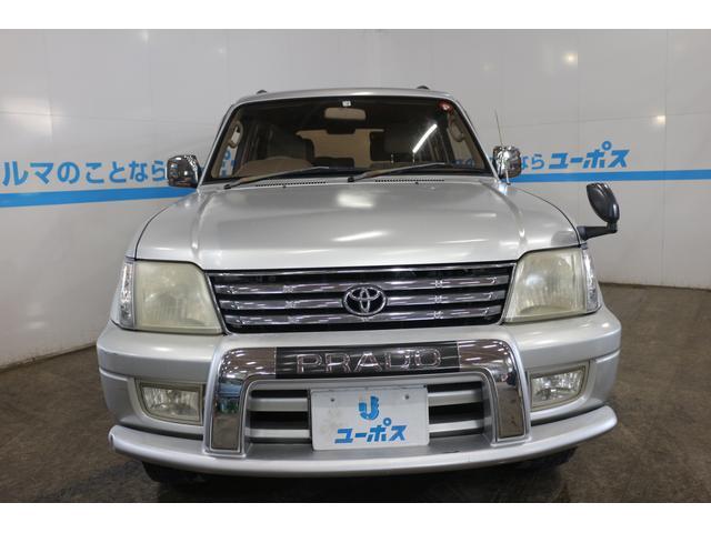 「トヨタ」「ランドクルーザープラド」「SUV・クロカン」「沖縄県」の中古車2